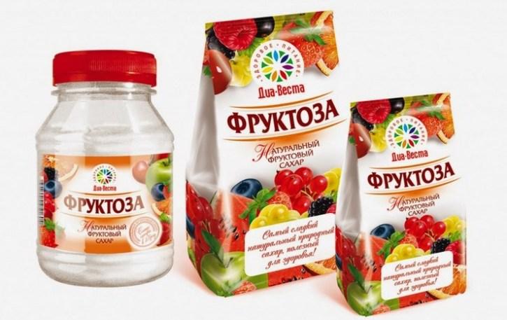 сахарозаменитель фруктоза