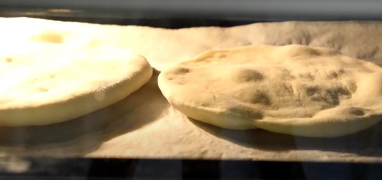 пресное тесто для пирога