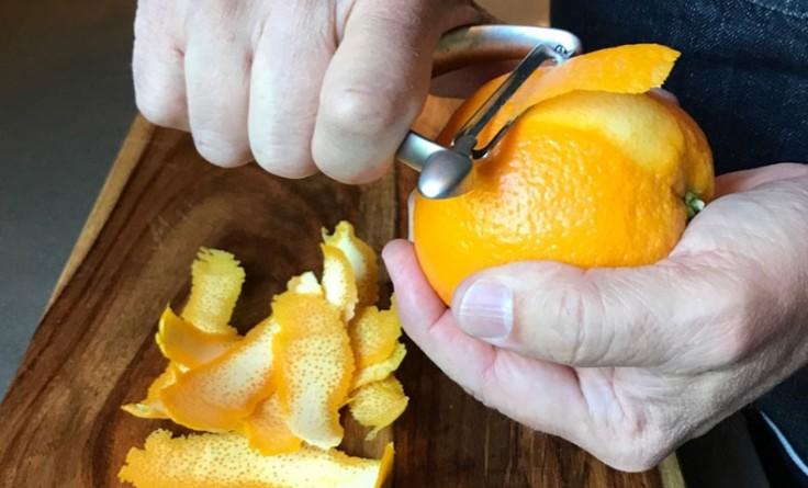 цедра апельсина что это такое и как приготовить