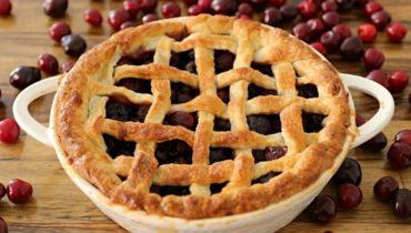 как сделать пирог с яблоками